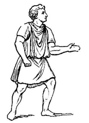 世界古代的服饰