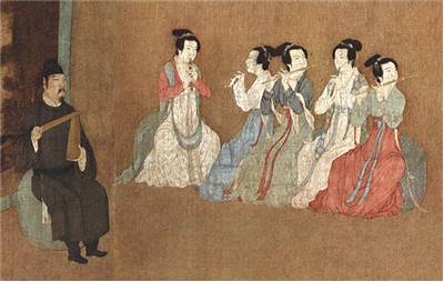 313dabc30 They were made of silk and painted in red and green. From the first  appearing Han-Chinese clothing had changed and evolved with the fashion.